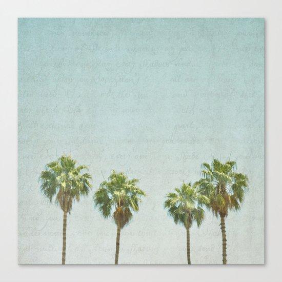 California Girls Canvas Print