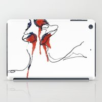 french iPad Cases featuring French by MGNFQ