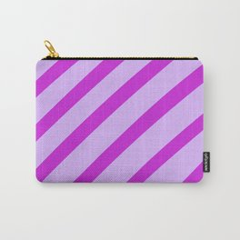 Royal Stripes Carry-All Pouch