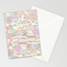 The Sweet Forest Pattern Stationery Cards