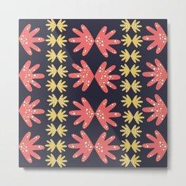 Farfalle 1 Metal Print