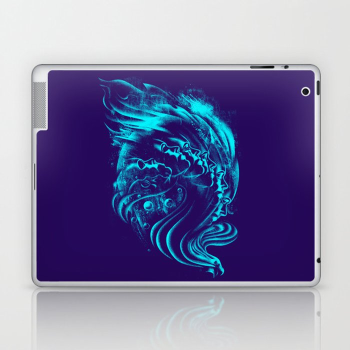 Firebird Laptop & iPad Skin
