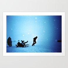 Winterwonderland I Art Print