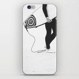 catch a wave V iPhone Skin