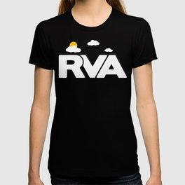 Rva Logo | ' Game Style ' T-shirt