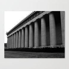 Nashville Parthenon Canvas Print