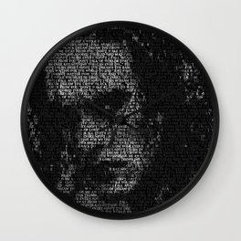 Eric Draven: The Crow Wall Clock