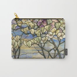 Louis Comfort Tiffany - Decorative stained glass 5. Carry-All Pouch