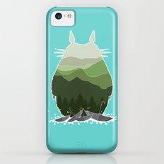 No more rainy days iPhone 5c Slim Case