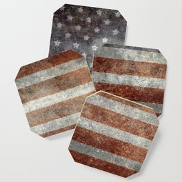 Old Glory, The Star Spangled Banner Coaster