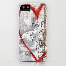 Wall-Art-028 iPhone Case