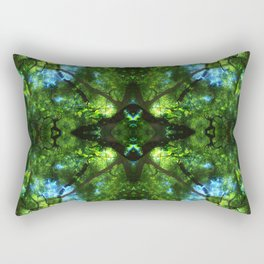 Project 130.10 - Abstract Photomontage Rectangular Pillow