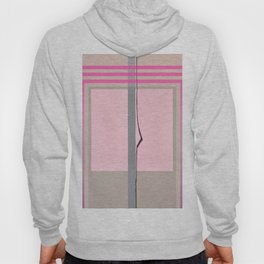 In the Pink - pink graphic Hoody