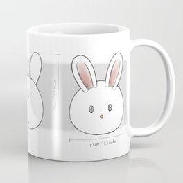 BunBun Schematics Coffee Mug