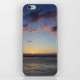 Falling Light iPhone Skin