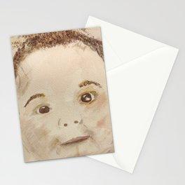 Baby bathtime Stationery Cards