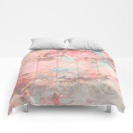 Antique Victorian-Soft Pink Comforters