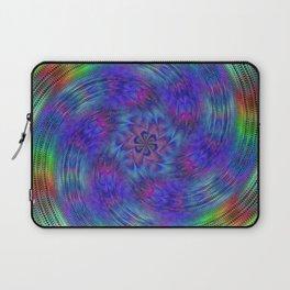 Liquid rainbow Laptop Sleeve
