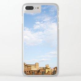 Perpetua Clear iPhone Case