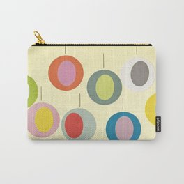 Christmas Baubles Carry-All Pouch