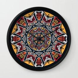 Inner Circle Wall Clock