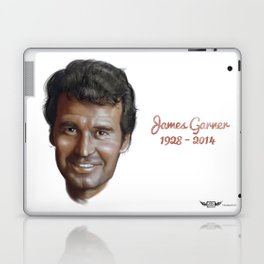 James Garner Laptop & iPad Skin