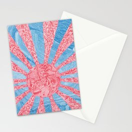 Spirit from the East Stationery Cards