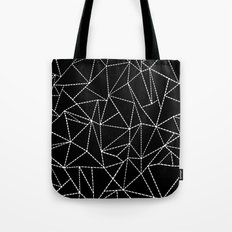 Ab Dotted Lines Tote Bag