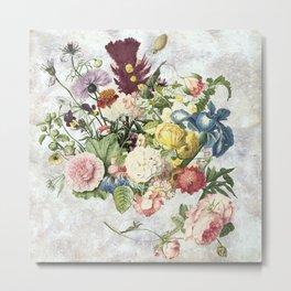 A Flowering Flourish, spring, burgeon, burst! Metal Print