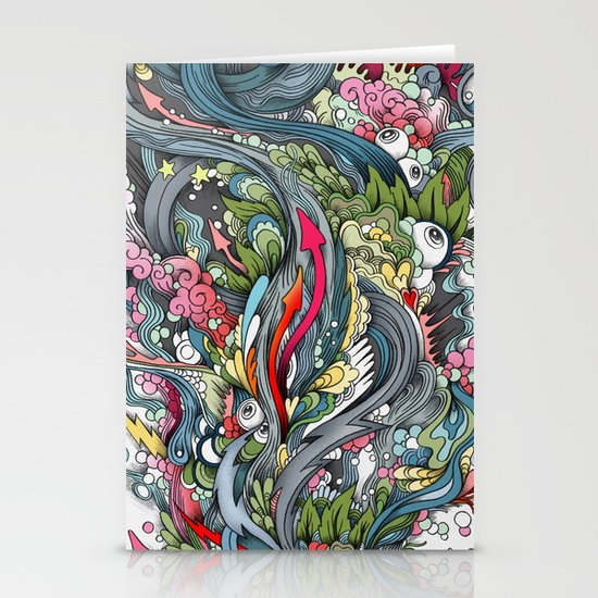 grigri Stationery Cards