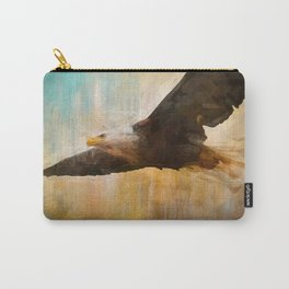 The Essence Of The Eagle Carry-All Pouch
