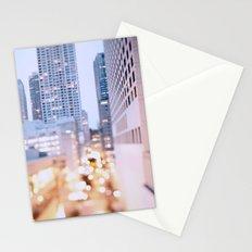 Pastel Nights Stationery Cards