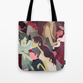 Fish House Punch Tote Bag
