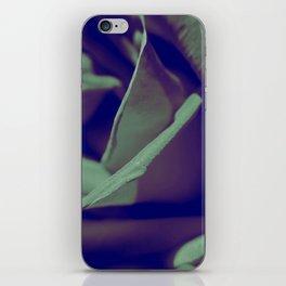 Cold Rose iPhone Skin