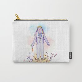 Tilda hare Carry-All Pouch