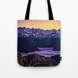 Swiss Giants Tote Bag