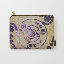The Harmonious Circle  Carry-All Pouch