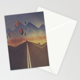 Parachute Mirage Stationery Cards