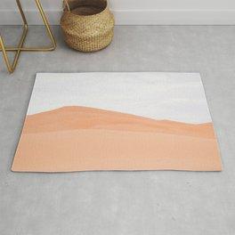 Desert Abstract - Sahara, Morocco Rug