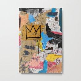King King Metal Print