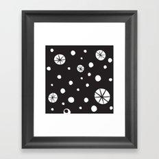 spotted Framed Art Print