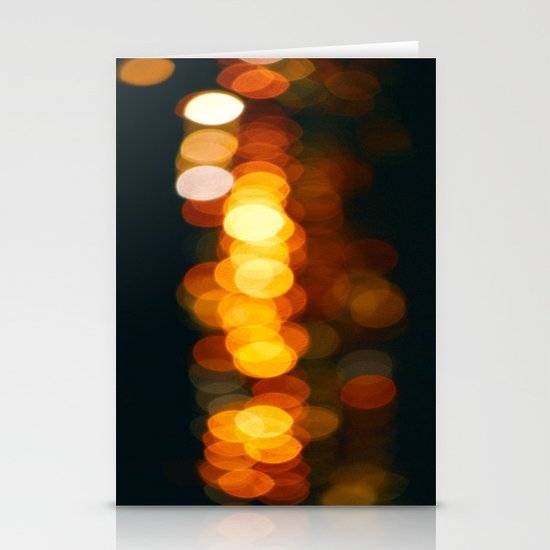 D.C. Bokeh Stationery Cards