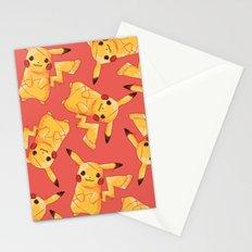 Pizzachu Stationery Cards