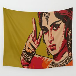 Bollywood Style Wall Tapestry