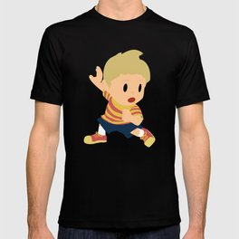 Lucas Super Smash Bros T-shirt