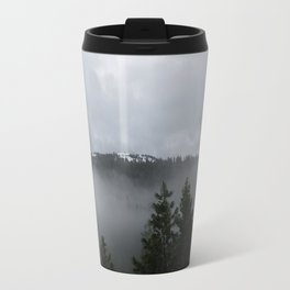 As the Earth Unveils the Forest Travel Mug