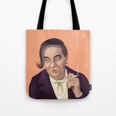 The Israeli Hipster leaders - Golda Meir Tote Bag