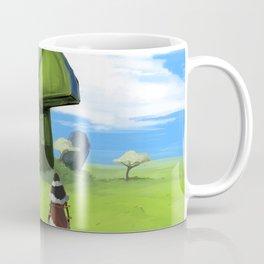 The Wastelands Godhead rest stop Coffee Mug