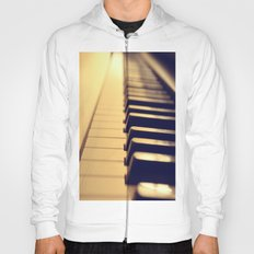 Ebony and Ivory Hoody