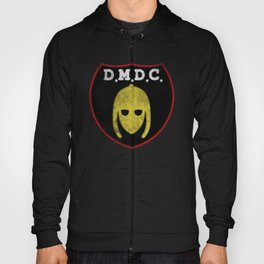 DMDC Detectorists Logo Distressed Hoody